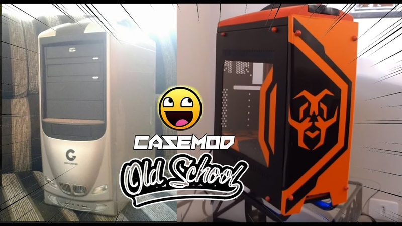 OLD SCHOOL CASEMOD [REUP]
