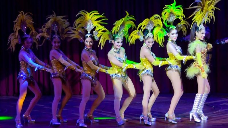 [HD] Alcazar Cabaret Show PATTAYA - Thai Ladyboy