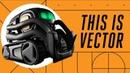 Vector: Anki's tiny robot that wants to hang