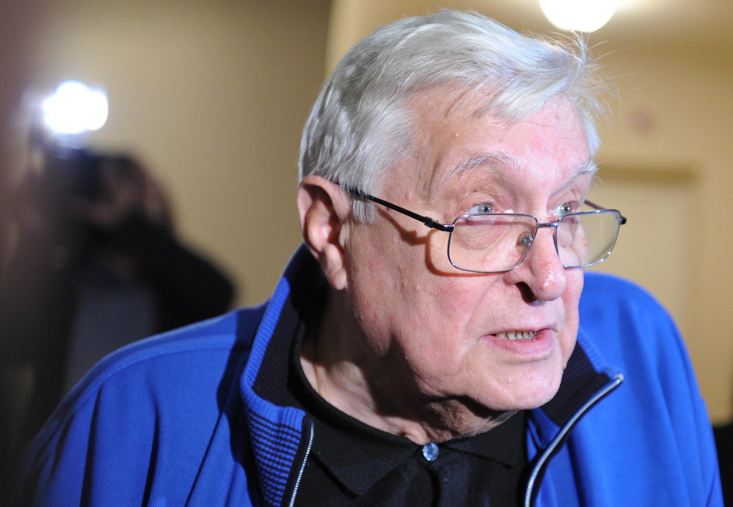 """Олег Басилашвили: """"Девяностые не были страшными. Они были прорывом"""""""