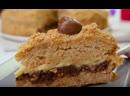 Торт с орехами и кремом Больше рецептов в группе Десертомания