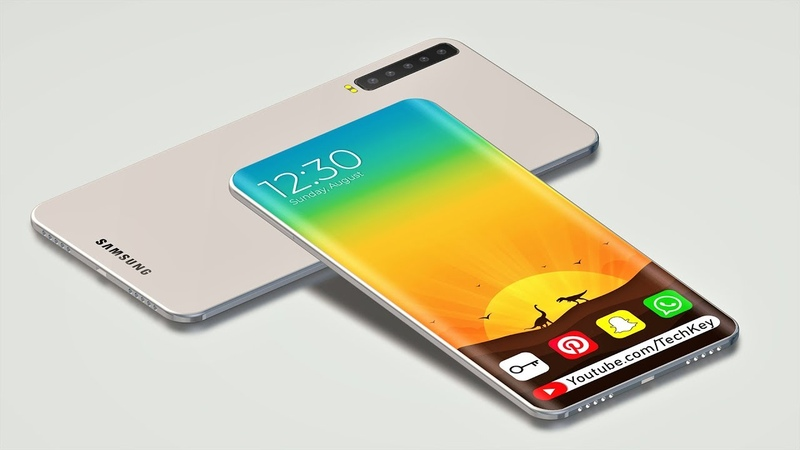 Samsung A90 7 0 Inch Amoled Display 5 Rear Camera 5G Price Release Date