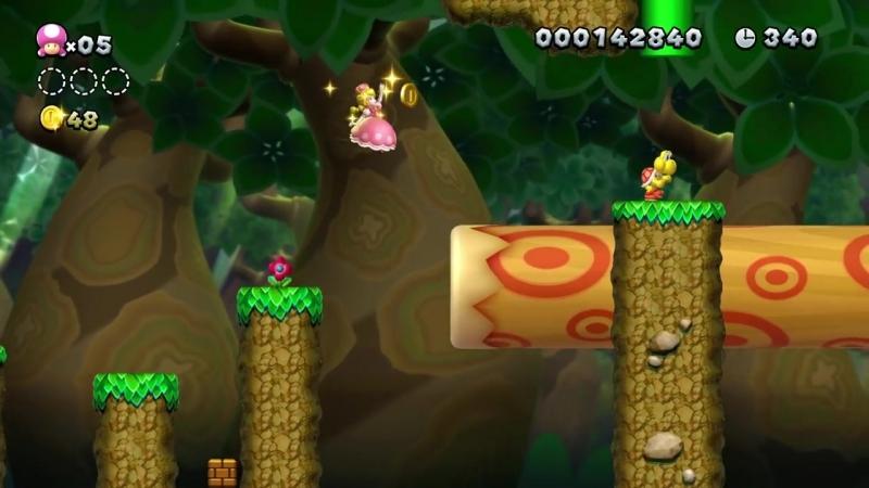 New Super Mario Bros. U Deluxe - Announcement Trailer - Nintendo Switch
