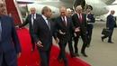 Владимир Путин прибыл вБаку скратким рабочим визитом. Новости. Первый канал
