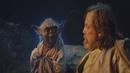 Star Wars: The Last Jedi Yoda's Force Ghost Scene [1080p HD]