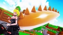 Bowsette tail growing