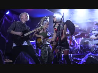 ORIANTHI, CALICO COOPER, DIAMANTE at Soundcheck - Live Halloween