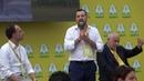 Salvini alla Coldiretti Bloccherò le navi di cibo contraffatto come quelle degli immigrati
