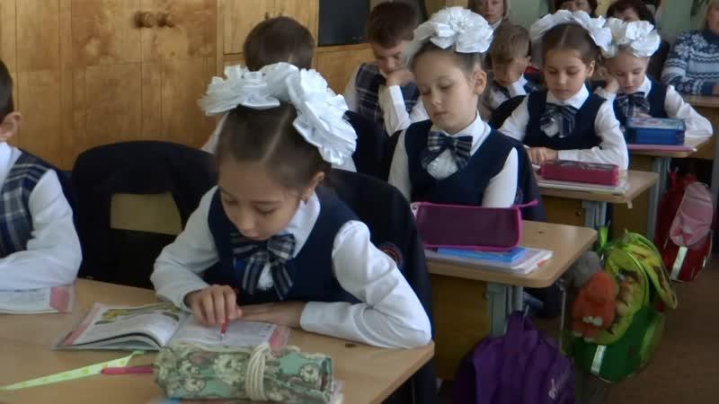Урок литературного чтения во 2-А классе. 2018 г.