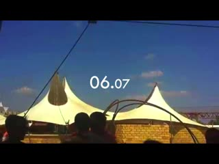 06/07 - kislorod terrace: agraba (gazgolder) @ hilton, novorossiysk