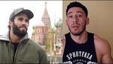 Калум сбежал из Москвы SnPro 2018, Ulisses Jr, Усик чемпион