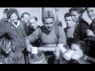 1954. Туристическая база профсоюзов в Закарпатье