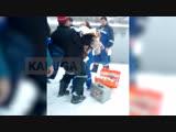 Спасение 8-летнего мальчика из Оки