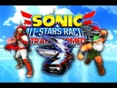Sonic All Stars Racing Transformed PC Ages Joe Musashi and Gilius Gameplay