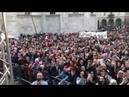 FOLLA PER IL CAPITANO A COMO 01 04 19