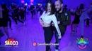 Yavuz Sucu and Kübra Sungur Bachata Dancing at Istanbul Social Dance Marathon 2019 Sun 03 02 2019