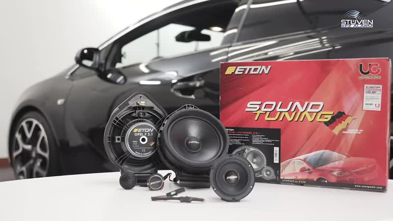 Opel Astra OPC Sound Tuning Made in Germany