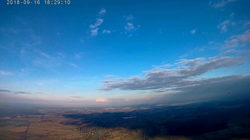 Мій третій стрибок з парашутом типу Крило,по програмі StaticLine з висоти 1200м-1350м,друга частина