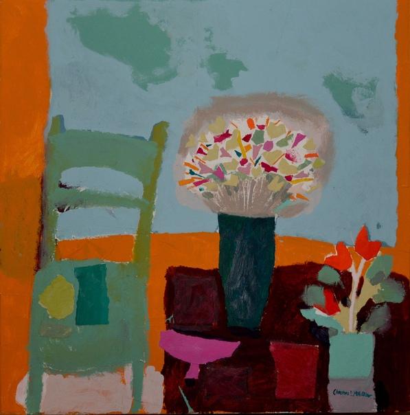 Christine McArthur (1953 г.р., Шотландия) Она училась в школе искусств Глазго с 1971 по 1976 г. После окончания преподавала и занималась книжными иллюстрациями, пока спрос на ее работу не