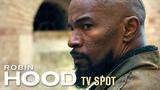 Robin Hood (2018) TV Spot The Plan Taron Egerton, Jamie Foxx, Jamie Dornan &amp Ben Mendelsohn