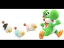 NS - Yoshi's Crafted World Art Screenshot Portfolio