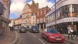 London Drive 4K - Scenic North London - England