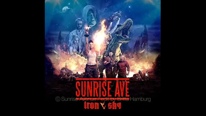 Movie-Soundtrack Iron Sky _ Sunrise Avenue