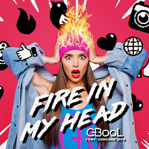 C-BooL альбом Fire In My Head