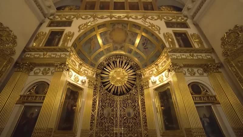 Спасо-Преображенский собор (Проект «Храм 78». НОВОСТИ 78)