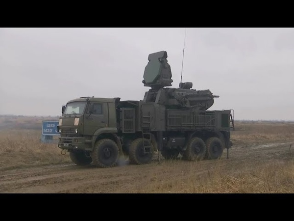 Зенитчики трех флотов России выполнили стрельбы из комплексов «Панцирь-С1»