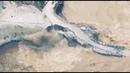 Прорыв плотины ГЭС Колумбия 12 мая 2018 Разрушение Дамбы Потоп