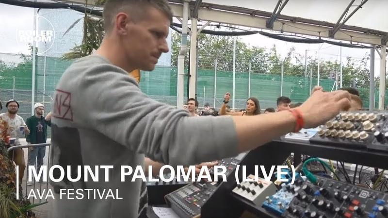 Mount Palomar (live) | Boiler Room x AVA Festival 2019