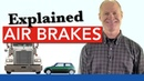 Air Brakes Explained Simply :: Service, Parking and Emergency Brakes One the Same