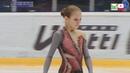 Alexandra TRUSOVA - FP, CoR 2018 st. 4