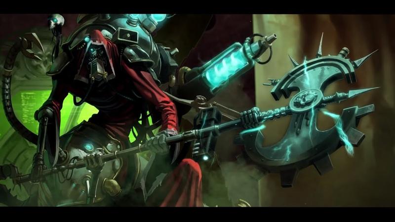 Battlefleet Gothic: Armada 2 - Belisarius Cawl Arrives