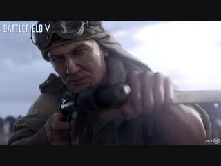 Battlefield V  официальный трейлер одиночного режима