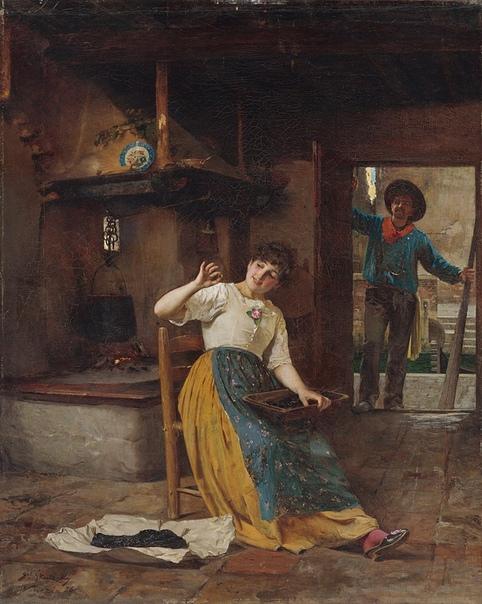 Domini Sutecý, ( 14. február 1849  1921 )  словенский художник