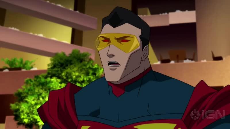 «Господство Суперменов» (2019): Трейлер (русский язык)
