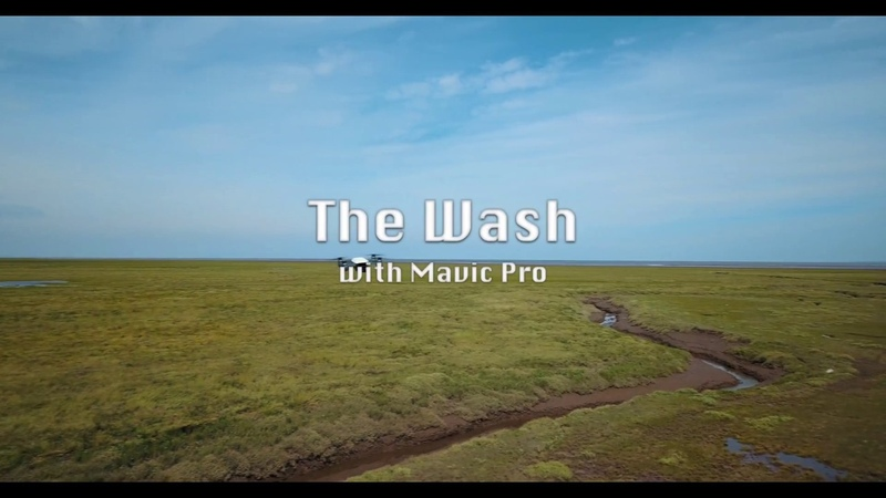 The Wash Outer Trial Bank - MavicPro