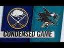 Buffalo Sabres vs San Jose Sharks – Oct.18, 2018