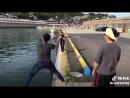 Отрабатываем дальние забросы на рыбалке