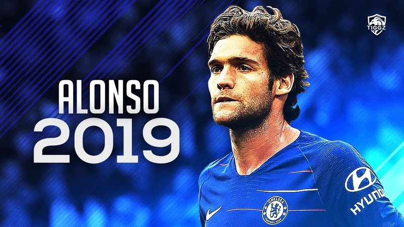 Marcos Alonso 201819 • Golden Foot - Amazing Goal Show, Dribbling Skills, Tackles | HD