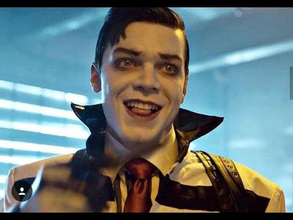 Gotham jeremiah valeska джеремайя валеска