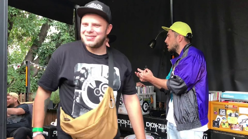 Powerhouse Маяк винил на фестивале Сила винила