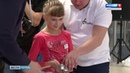 В Перми прошли соревнования по робототехническому танковому биатлону