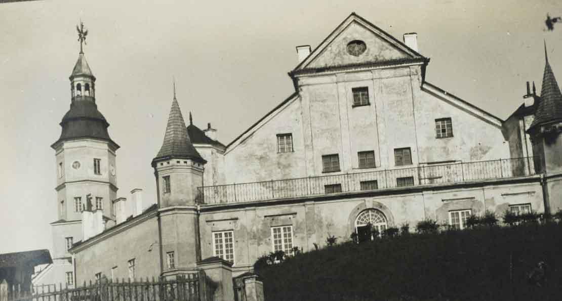 Замок князей в Несвиже
