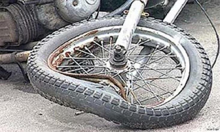 В Урупском районе пьяный водитель перевернулся на мотоцикле