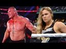 WWE Ronda Rousey vs Brock Lesnar full match