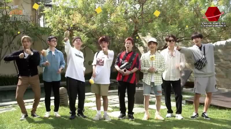 [Sub Esp] Travel the World on EXOs Ladder (Temporada 2) Teaser 7