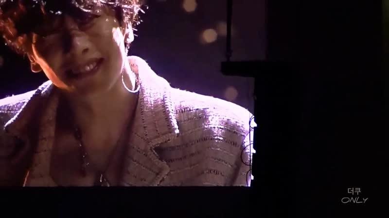 190713 박효신 - 웃음하나로 팬들 심쿵사시켜버리는 저세상미모 존버영상(입틀막주의)